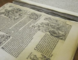 500-year-old book
