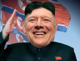 Is Mike Pompeo Starting to Look Like Kim Jong Un?